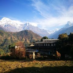 Annapurna Base Camp User Photo
