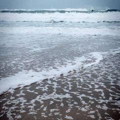 중문색달 해수욕장 여행 사진