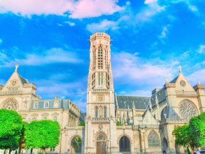 Church of Saint-Germain-l'Auxerrois