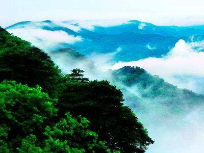 Jiguan Mountain Forest Park