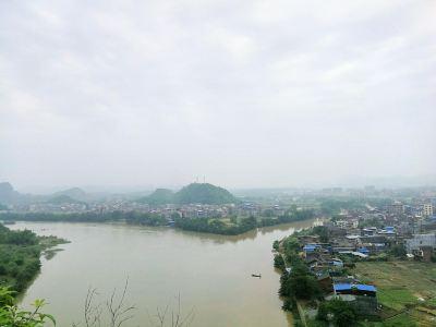 江華瑤族自治縣豸山公園