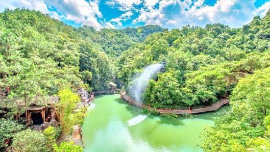 Meizhou Ketianxia Scenic Area