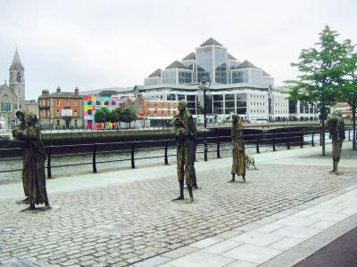 The Famine Sculpture