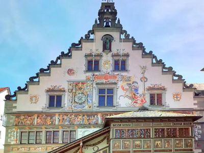 Lindau old city hall