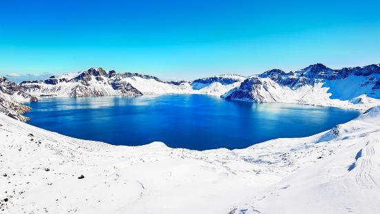 Changbai Mountain North Slope Scenic Area