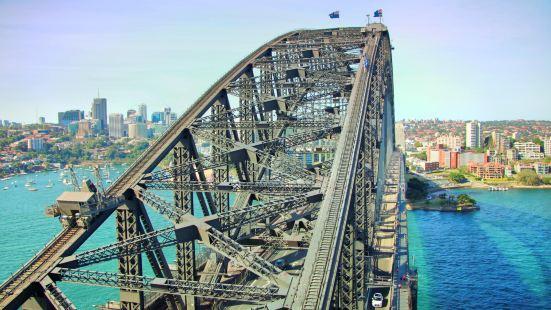 海港大橋攀登