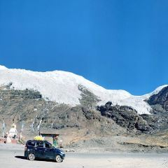 카뤄라빙하 여행 사진