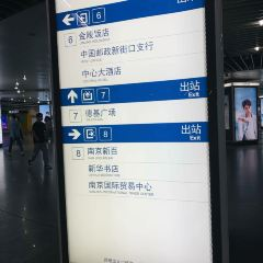 Xinjiekou User Photo