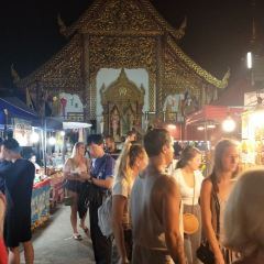 Chiang Mai Sunday Walking Street User Photo