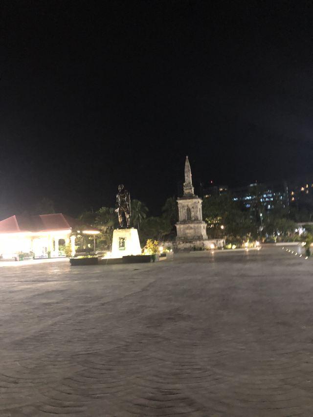 라푸라푸 기념비