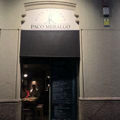 Paco Meralgo User Photo