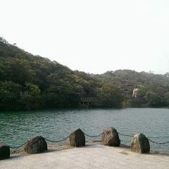 연인 호수 공원 여행 사진