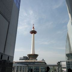 Kyoto Tower User Photo