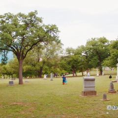 Pioneer Park Cemetery User Photo