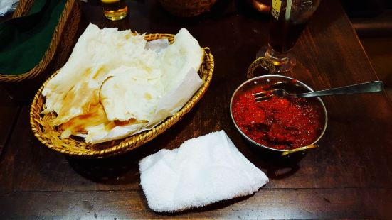 Indian & Napali Restaurant Afanta