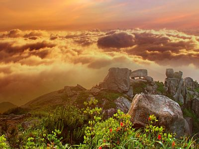 披雲山風景區