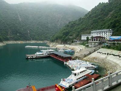 東江湖黃草水上娛樂中心