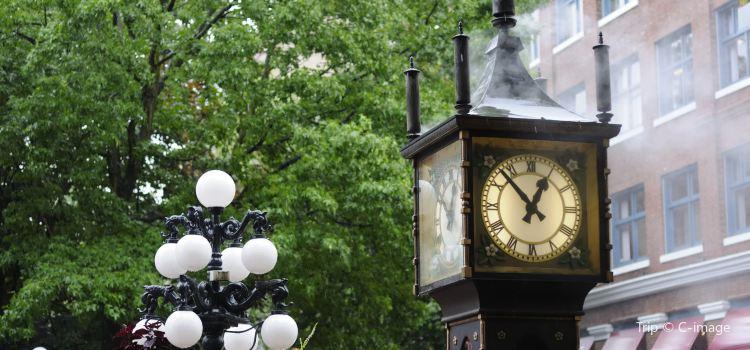 Steam Clock1