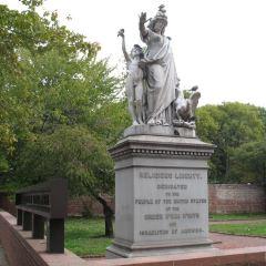 Benjamin Franklin's Grave User Photo