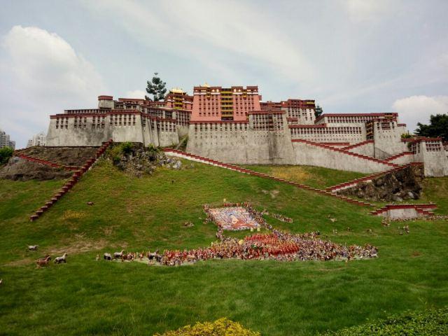Splendid China Miniature Scenic Area