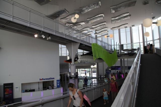 Questacon - National Science and Technology Centre