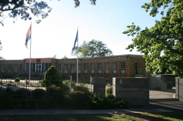 Diplomatic Missions in Canberra