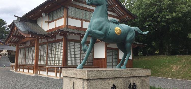 Hiroshimagokoku Shrine3