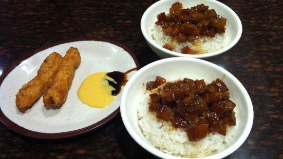 金仙魚丸湯滷肉飯