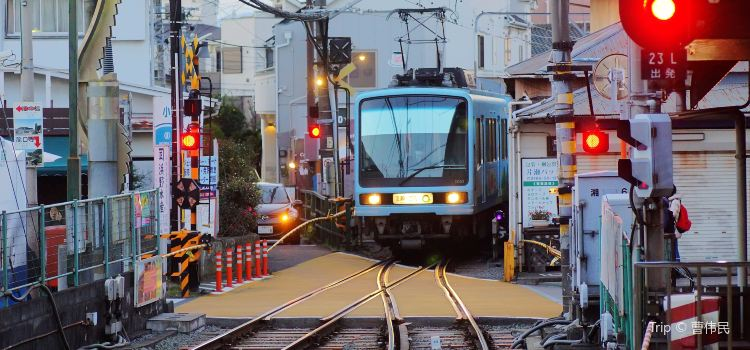 Enoshima Electric Railway2
