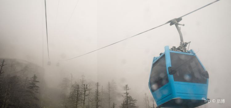 Yulong Snow Mountain Cableway2