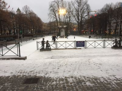 Spikersuppa Ice Rink