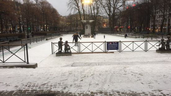 Spikersuppa Ice Rink