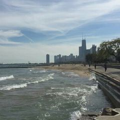 Lakefront Trail User Photo