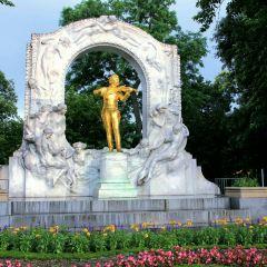 施特勞斯金色雕像用戶圖片