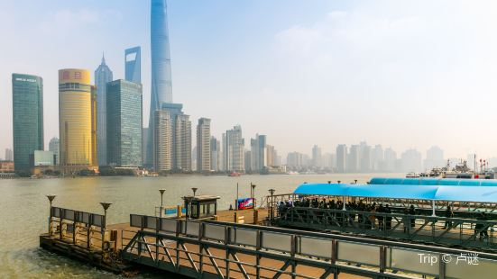 Jinling East Road Ferry