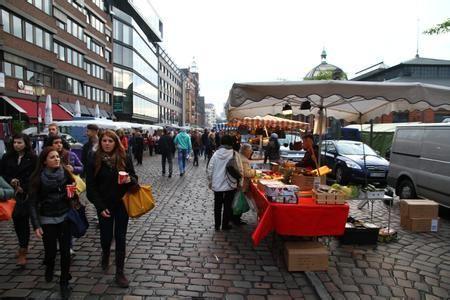 Hamburg Fish Market