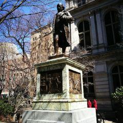 Benjamin Franklin Birthplace site User Photo