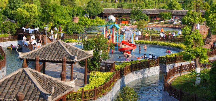 Tianyi Hot Spring Resort3