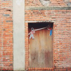 보피랴오 옛거리 여행 사진