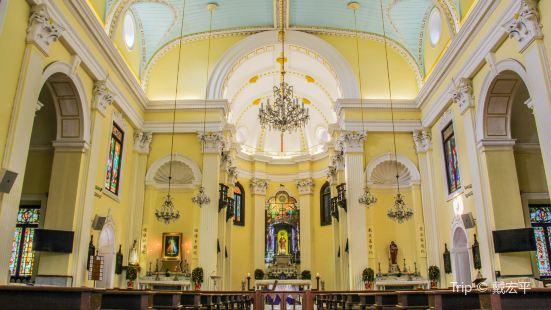聖老楞佐堂