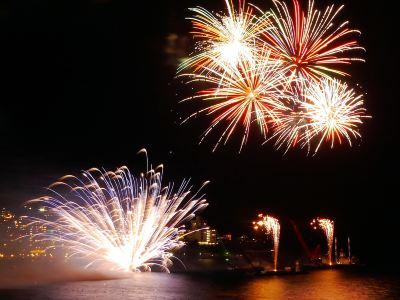 Shirahama Fireworks
