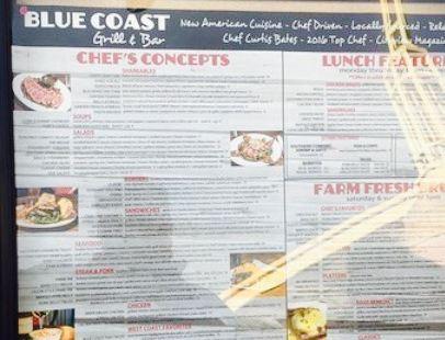 Blue Coast Grill and Bar