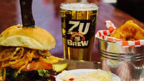 The Zu Sports Grill