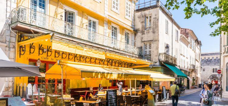 Van Gogh Cafe Cafe La Nuit Travel Guidebook Must Visit