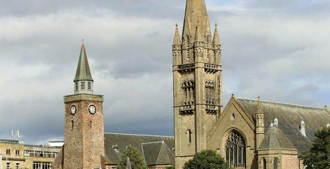 舊城鎮教堂2