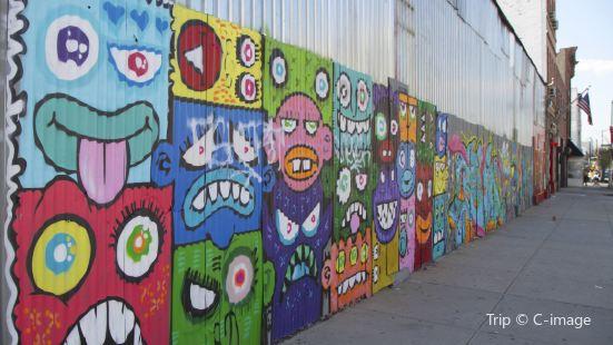 嘻哈文化街頭漫步之旅