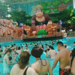 蚌埠熱浪島室內恆溫水樂園用戶圖片
