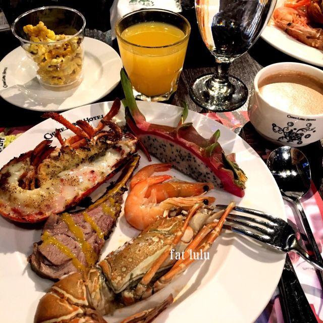 廣州長隆酒店白虎自助餐廳