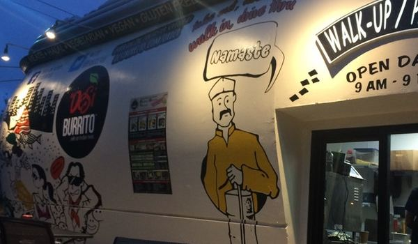 Desi Burrito