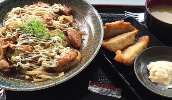 Tokyo Dumpling